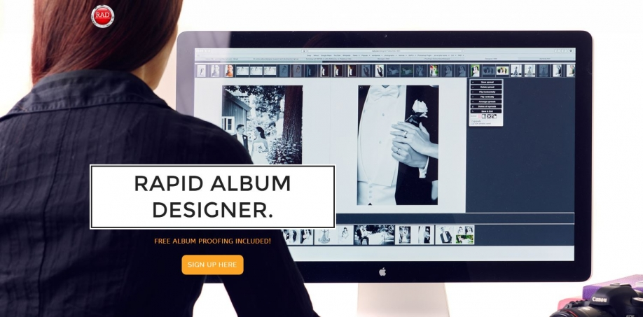 album design software